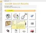 Resultado búsqueda iconos