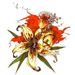 Lilium elleipein de Spacecoyote